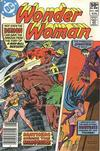 Cover for Wonder Woman (DC, 1942 series) #282 [Newsstand]