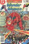Cover Thumbnail for Wonder Woman (1942 series) #284 [Newsstand]
