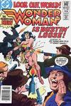 Cover Thumbnail for Wonder Woman (1942 series) #288 [Newsstand]