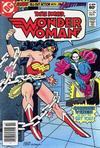 Cover Thumbnail for Wonder Woman (1942 series) #296 [Newsstand]