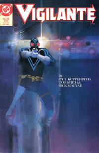 Cover Thumbnail for The Vigilante (DC, 1983 series) #28