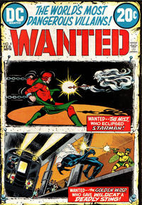Cover Thumbnail for Wanted. The World's Most Dangerous Villains (DC, 1972 series) #6