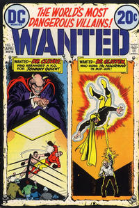 Cover Thumbnail for Wanted. The World's Most Dangerous Villains (DC, 1972 series) #7