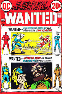 Cover Thumbnail for Wanted. The World's Most Dangerous Villains (DC, 1972 series) #8