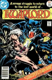 Cover for Warlord (DC, 1976 series) #6