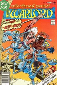 Cover Thumbnail for Warlord (DC, 1976 series) #8