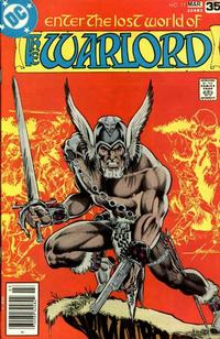 Cover for Warlord (DC, 1976 series) #11