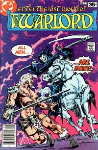 Cover Thumbnail for Warlord (DC, 1976 series) #14