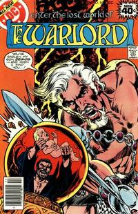 Cover Thumbnail for Warlord (DC, 1976 series) #16