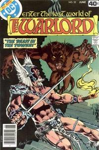Cover Thumbnail for Warlord (DC, 1976 series) #22
