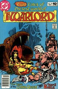 Cover for Warlord (DC, 1976 series) #28