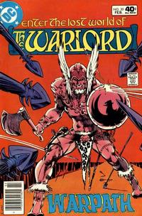 Cover for Warlord (DC, 1976 series) #30