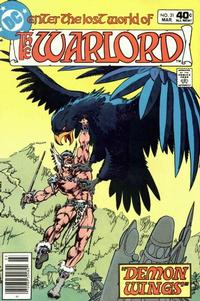 Cover Thumbnail for Warlord (DC, 1976 series) #31