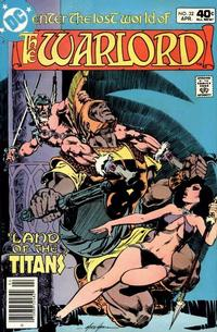 Cover for Warlord (DC, 1976 series) #32