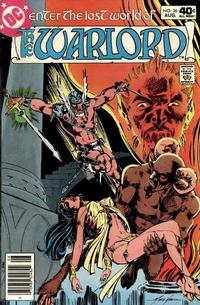 Cover for Warlord (DC, 1976 series) #36