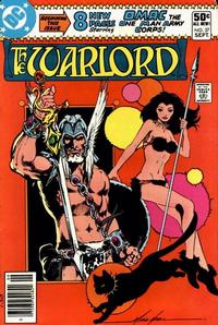 Cover Thumbnail for Warlord (DC, 1976 series) #37