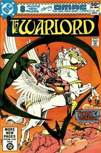 Cover Thumbnail for Warlord (DC, 1976 series) #39 [Direct Sales]