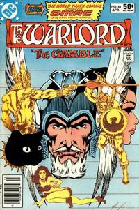 Cover Thumbnail for Warlord (DC, 1976 series) #44 [newsstand]