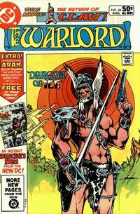 Cover Thumbnail for Warlord (DC, 1976 series) #48 [Direct Edition]