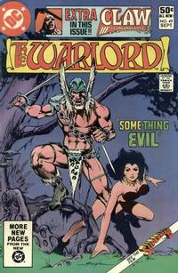 Cover Thumbnail for Warlord (DC, 1976 series) #49 [Direct Edition]