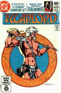 Cover Thumbnail for Warlord (DC, 1976 series) #51 [Direct]