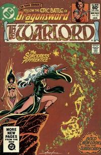 Cover Thumbnail for Warlord (DC, 1976 series) #53 [Direct]