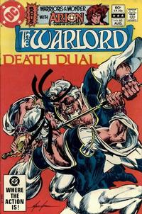 Cover Thumbnail for Warlord (DC, 1976 series) #60 [Direct Edition]