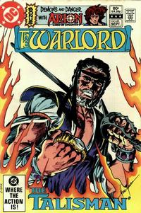 Cover Thumbnail for Warlord (DC, 1976 series) #61 [direct]