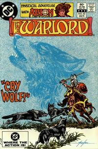 Cover Thumbnail for Warlord (DC, 1976 series) #62 [Direct Sales]