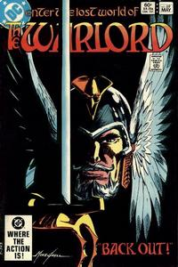Cover Thumbnail for Warlord (DC, 1976 series) #69 [Direct-Sales]