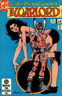 Cover Thumbnail for Warlord (DC, 1976 series) #70 [Direct-Sales]