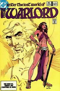 Cover Thumbnail for Warlord (DC, 1976 series) #74 [Direct-Sales]