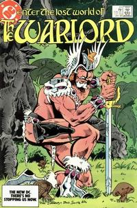 Cover Thumbnail for Warlord (DC, 1976 series) #77 [Direct-Sales]