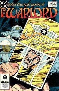 Cover Thumbnail for Warlord (DC, 1976 series) #78 [Direct-Sales]