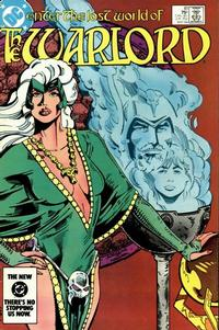 Cover Thumbnail for Warlord (DC, 1976 series) #81 [direct-sales]