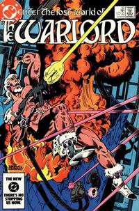 Cover Thumbnail for Warlord (DC, 1976 series) #82 [direct-sales]