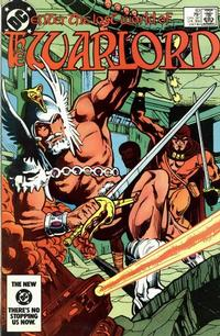 Cover Thumbnail for Warlord (DC, 1976 series) #83 [direct-sales]