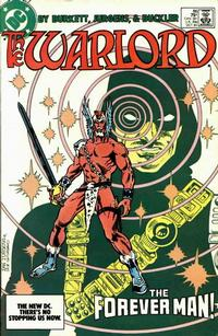 Cover Thumbnail for Warlord (DC, 1976 series) #86 [direct-sales]
