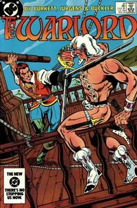 Cover Thumbnail for Warlord (DC, 1976 series) #87 [Direct Sales]