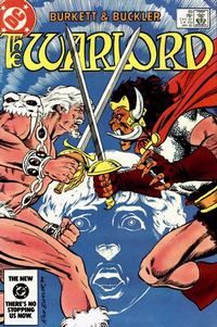 Cover Thumbnail for Warlord (DC, 1976 series) #89 [Direct-Sales Variant]