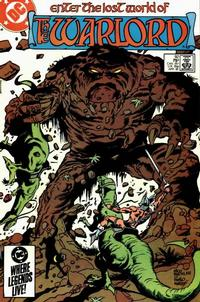 Cover Thumbnail for Warlord (DC, 1976 series) #92 [Direct Sales]