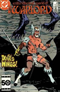 Cover Thumbnail for Warlord (DC, 1976 series) #93 [Direct Sales]