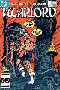 Cover for Warlord (DC, 1976 series) #96 [Direct Sales]
