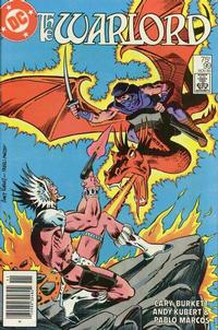 Cover Thumbnail for Warlord (DC, 1976 series) #99 [newsstand]