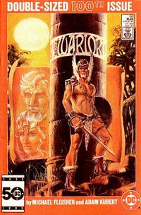 Cover Thumbnail for Warlord (DC, 1976 series) #100 [Direct Sales]