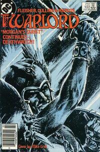 Cover Thumbnail for Warlord (DC, 1976 series) #102 [newsstand]