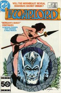 Cover Thumbnail for Warlord (DC, 1976 series) #103 [Direct Sales]