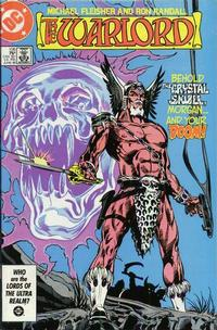 Cover for Warlord (DC, 1976 series) #106 [direct]