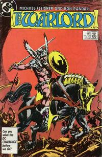 Cover Thumbnail for Warlord (DC, 1976 series) #110 [Direct Sales]