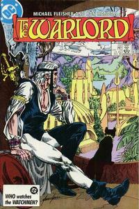 Cover Thumbnail for Warlord (DC, 1976 series) #112 [Direct Sales]